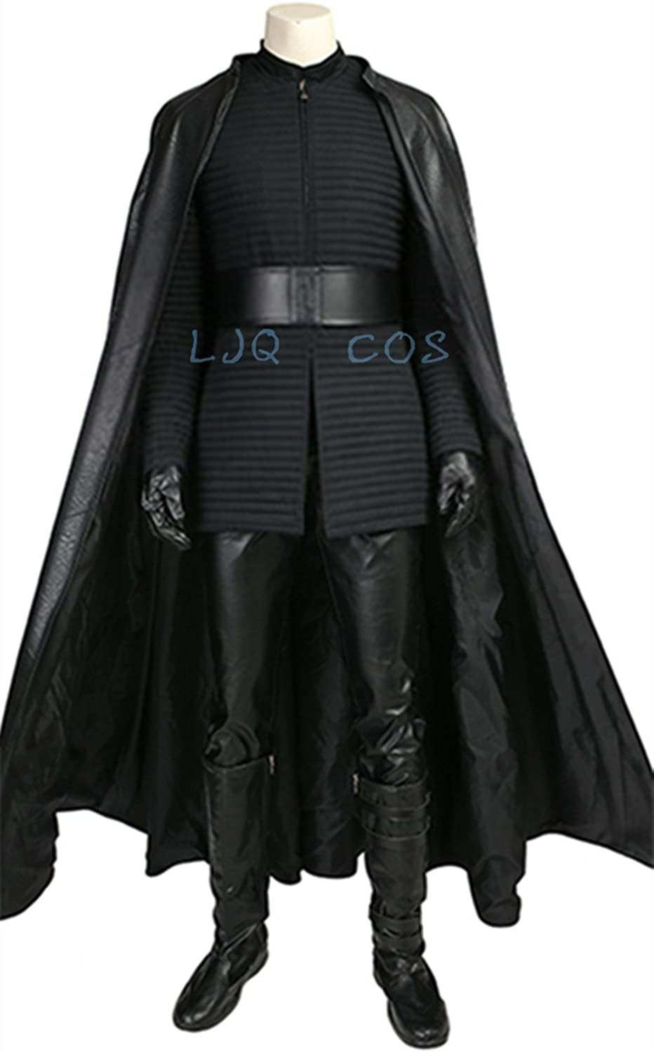 Costumes Halloween Star Wars The Last Jedi Kylo Ren Costume Outfit Movie Cosplay Robes Cosys Cc