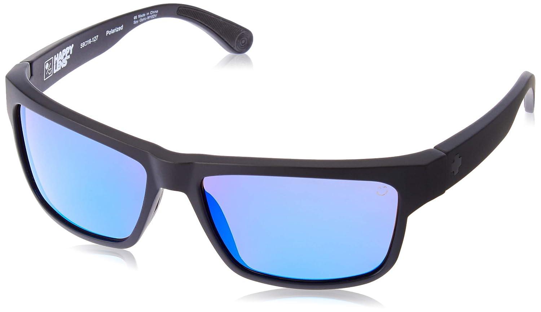 Spy Optics Frazier Matte Wrap Polarized Sunglasses,Black,59 mm  Spy   Amazon.com.mx  Ropa, Zapatos y Accesorios a06b983207