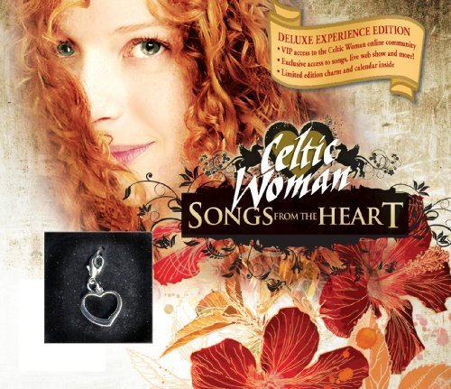 Songs From the Heart [DELUXE EDITION] [BONUS TRACKS+CHARM+CALENDAR] Box set Edition by Celtic Woman (2010) Audio CD -