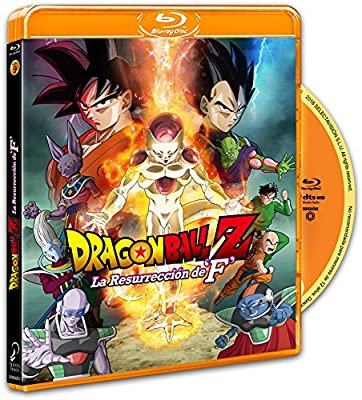 Dragon Ball Z. Película 15: La Resurrección De F Blu-Ray Blu-ray ...