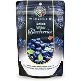 WINGREEN 为绿蓝莓干128g(加拿大进口)A级不榨汁原果更营养 少糖