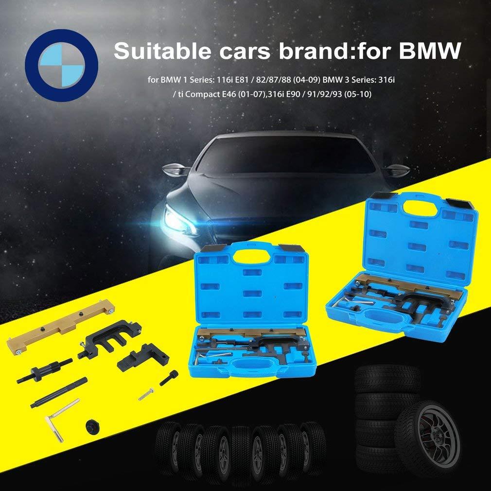 bingh otfire Motor Ajuste Herramienta nocke Ondas Cambio Cadena de impuestos BMW 116I E81 E82 E87 E88 316i y E46 316i y E90 E91 E92 E93: Amazon.es: Coche y ...