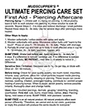 Mudscupper's Ultimate Piercing Care Set