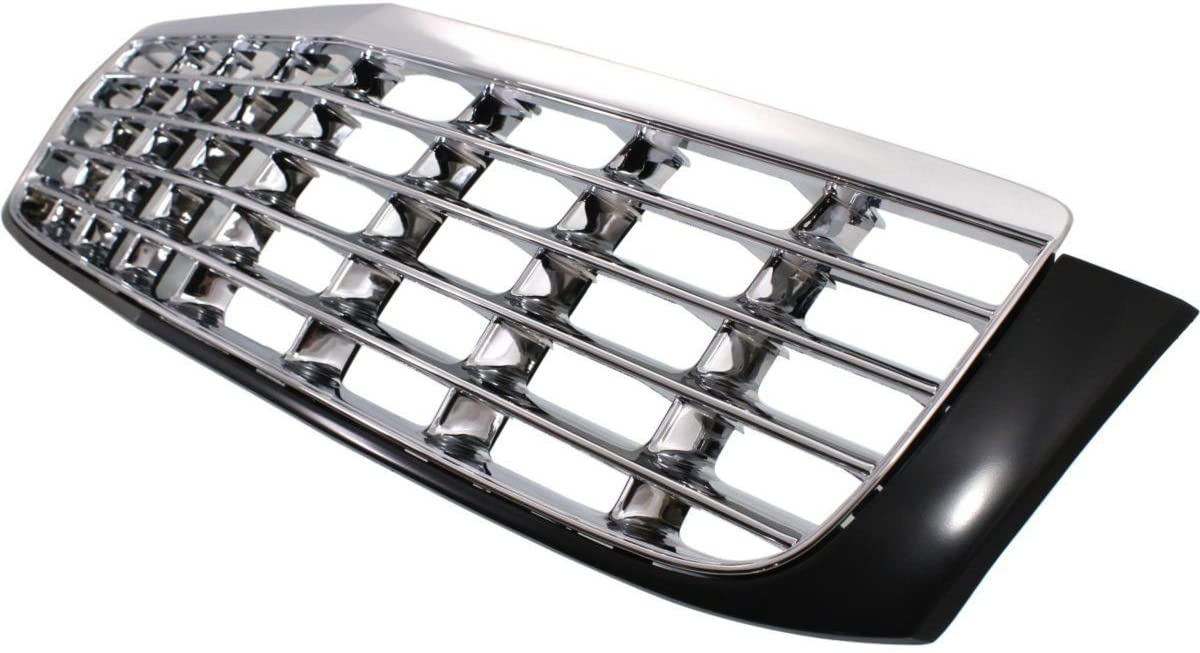 New Grille For Cadillac DeVille 1997-1999 GM1200411