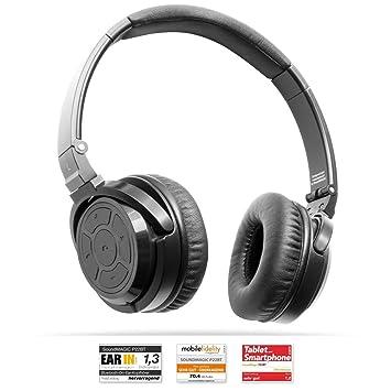 SoundMAGIC P22BT Casque Audio transportable