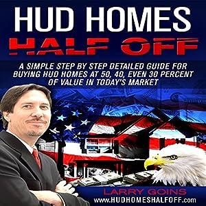HUD Homes Half Off! Audiobook