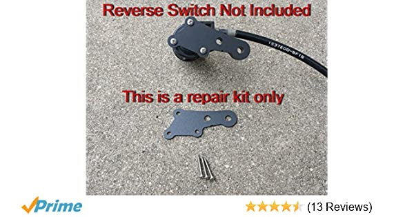 REVERSE KNOB REPAIR KIT FOR YAMAHA RAPTOR  660 MADE IN THE USA