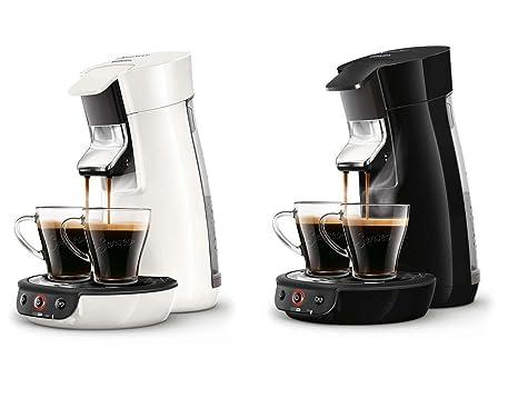 Philips Cafetera Senseo Viva Café hd7829 Café Pad eléctrica ...