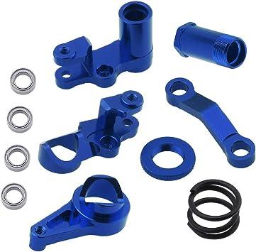 6845X Traxxas R//C Car Spare Parts Steering Bellcranks Slash 4x4 Stampede 4x4 New