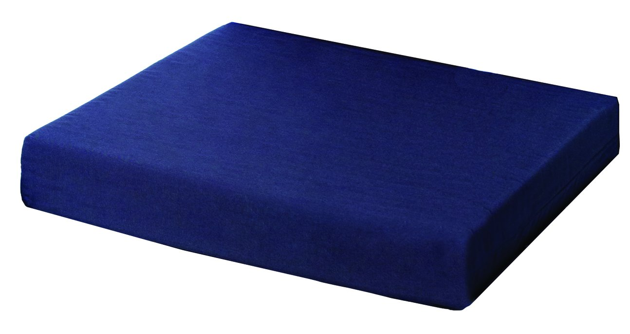 Essential Medical Supply Rehab Cushion, 18 Inch X 16 Inch X 4 Inch by Essential Medical Supply