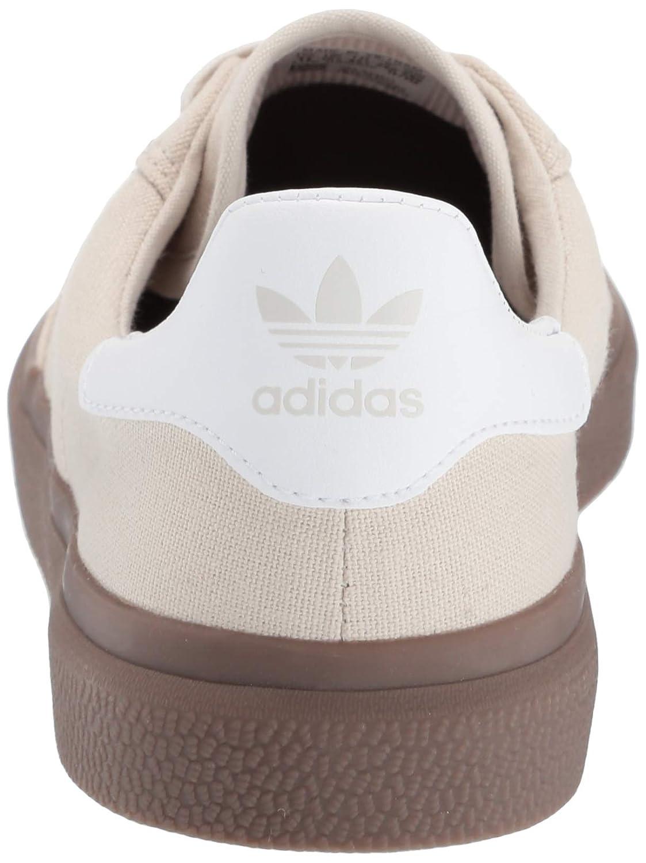 adidas Originals 3MC, Clear BrownWhiteGum, 11 M US