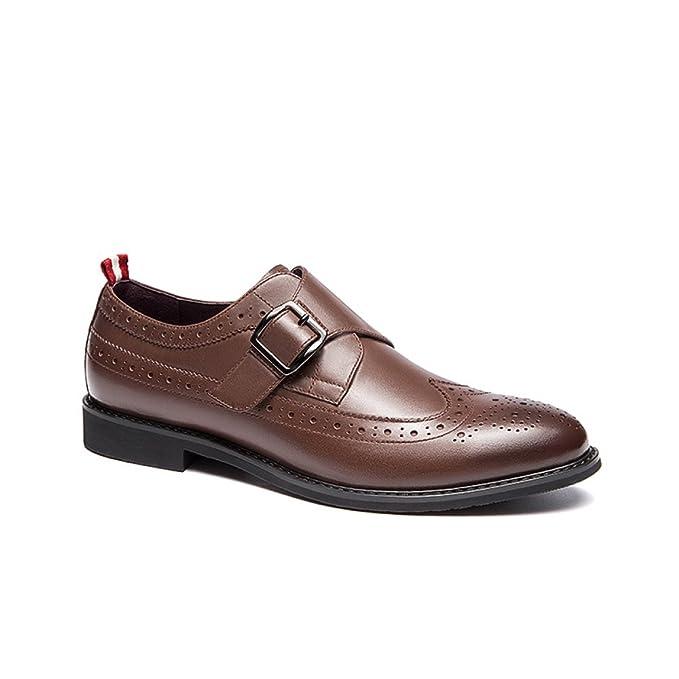 ZPFME Zapatillas Hombre Monster Shoes Zapatos De Vestir Formal Clásicos Zapatos Con Cordones Zapatos Oxford Para Hombres Zapatos Profesionales: Amazon.es: ...