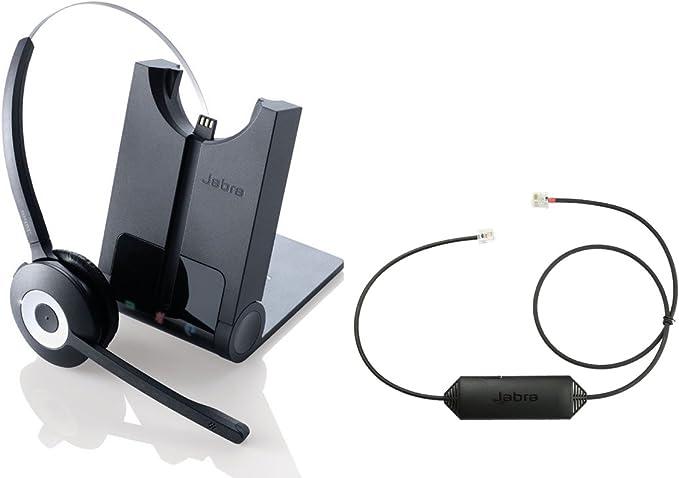 Amazon Com Cisco Phone Compatible Jabcisco Compatible Jabra 920 Wireless Headset Bundle With Ehs Adapter Included Cisco Ip Phones 6945 7821 7861 7942 7945 7962 7965 7975 8841 8851 8861
