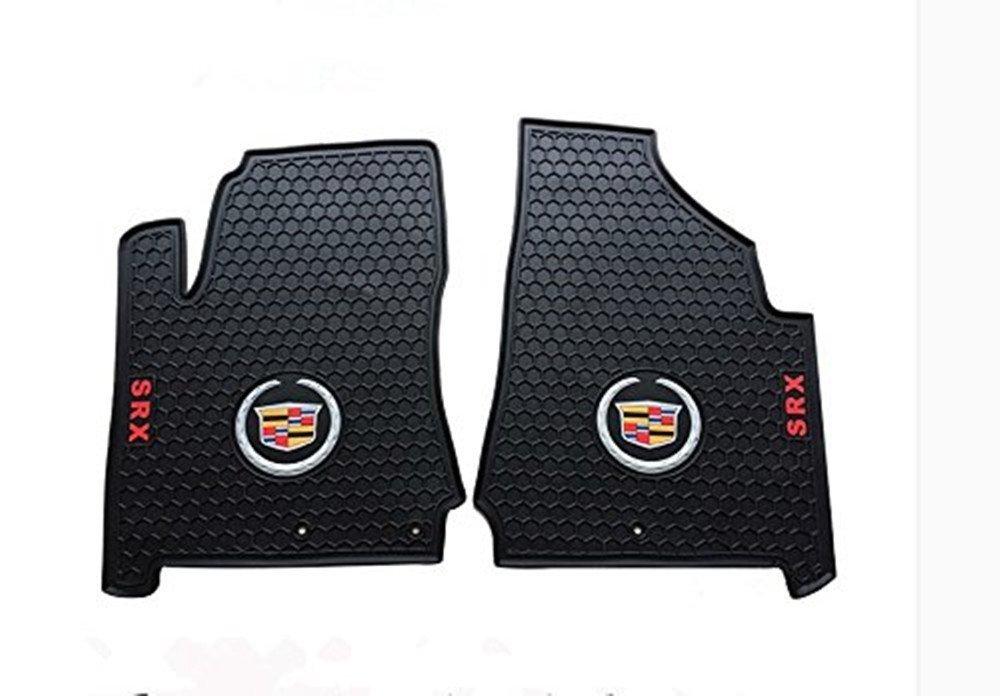Beige Altopcar Liners Custom Fit Heavy Duty Full Set Floor Mat FloorLiner for Select Cadillac SRX Models
