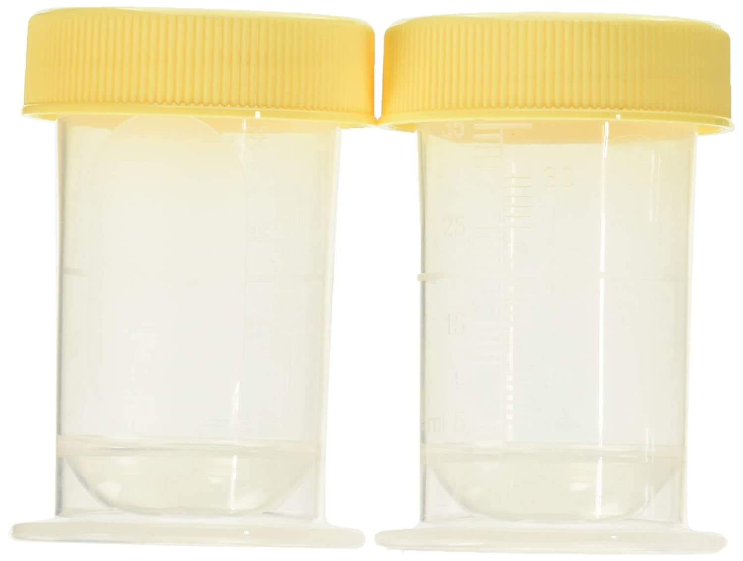Medela Colostrum Collection Container Breastmilk Storage Bottle 35ml BPA Free with Solid Lids 2 Bottle 87110S