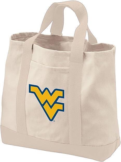 West Virginia University West Virginia Universidad Bolsos Bolsa ...