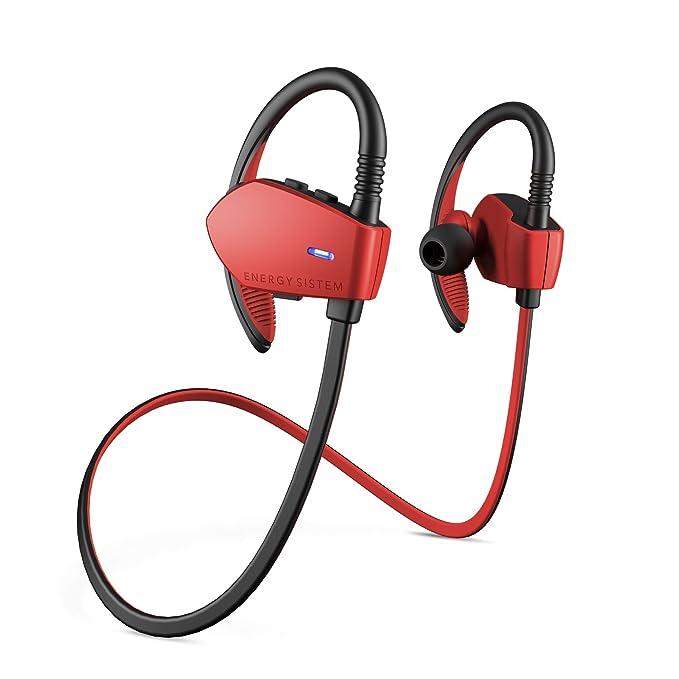 1 opinioni per Energy Sistem Sport 1- Auricolari con microfono incorporato, Controllo di