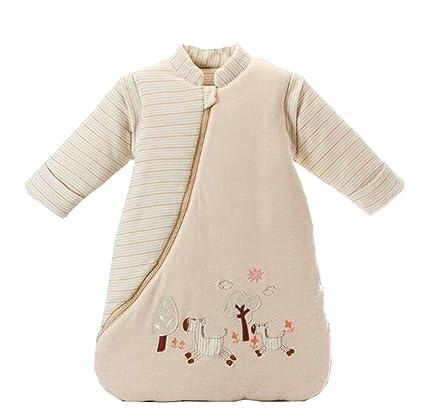 Chilsuessy - Saco de dormir para bebé, manta para niños, unisex, invierno cálido
