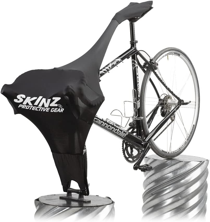 10. Skinz Protective Gear Road Bike Fork Mount Protector