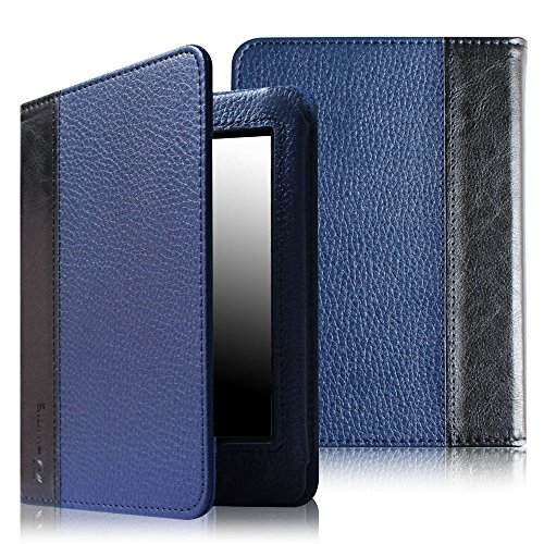 Fintie Folio Case for Kindle Paperwhite - The Book Style PU Leather Cover with Auto Sleep/Wake for All-New Amazon Kindle Paperwhite (Fits All Versions with 6