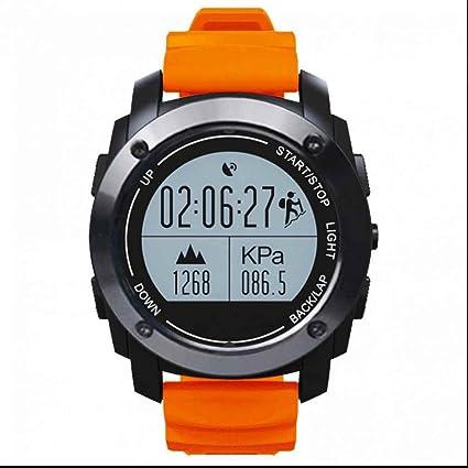 Smartwatch Relojes Deportivo Relojes Inteligentes Sleep Monitor Grabadora De Voz Rastreador de Ejercicios resistente a los