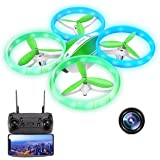 108DP Drones with Camera for Kids and Adults, EACHINE E65HW RC Drone with 1080P Camera for Kids and Adults WiFi FPV…
