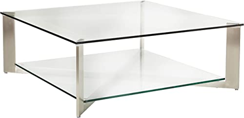 Sunpan Modern Xavier Square Coffee Table
