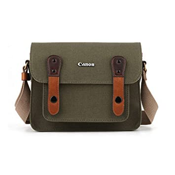 Amazon.com : CANON D-SLR RF Mirrorless Pocket Shoulder Bag Case ...