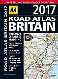 AA Road Atlas Britain 2017 (AA Road Atlas)