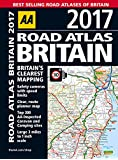 AA Road Atlas Britain 2017 (AA Road Atlas)