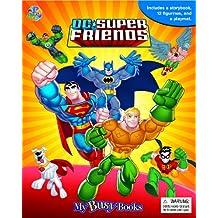 DC Super Friends My Busy Book