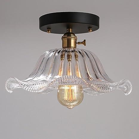 Modern redondo Deluxe - Lámpara de techo creativo Hierro ...