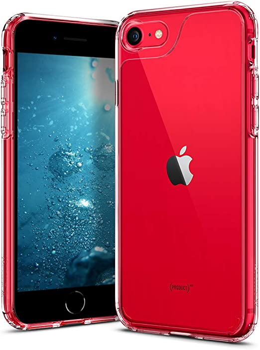 Amazon Com Caseology Waterfall For Apple Iphone Se 2020 Case For Iphone 8 Case 2017 For Iphone 7 Case 2016 Clear