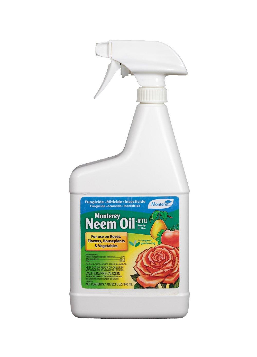 Monterey Neem Oil Ready-to-Use 32oz