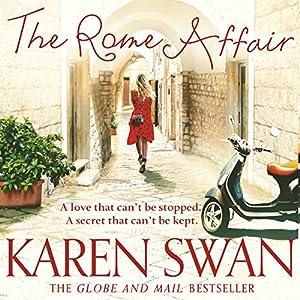 The Rome Affair Audiobook