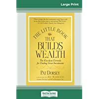 The Little Book That Builds Wealth: The Knockout Formula for Finding Great Investments (Little Books. Big Profits) (16pt…