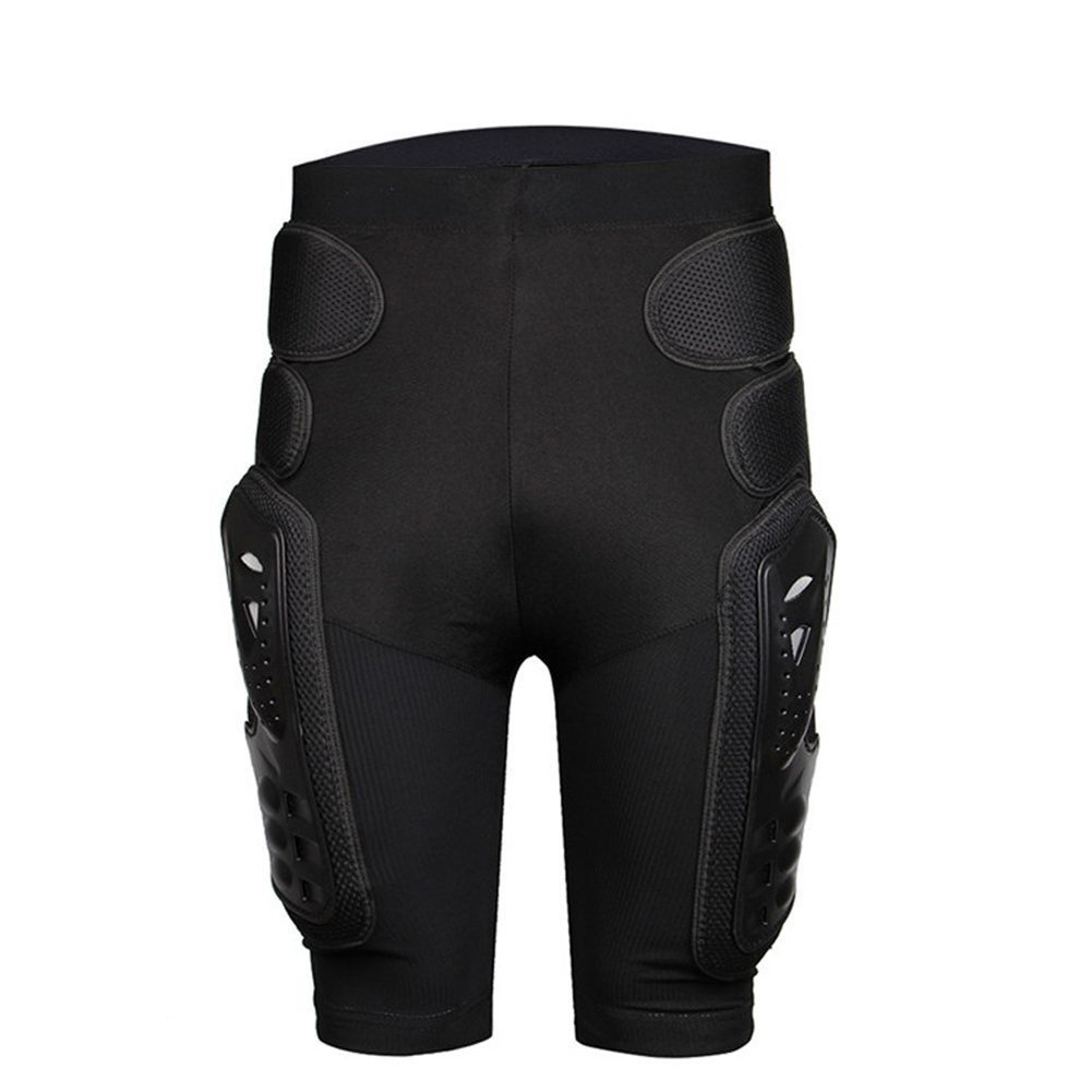 Medium Cather Store Protective Armor Pants Hockey Knight Gear for Motorcycle Motocross Racing Ski Protect Pads Sports Hips Legs