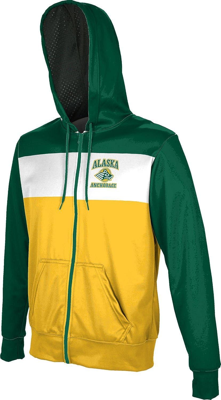 Prime ProSphere University of Alaska Anchorage Boys Full Zip Hoodie