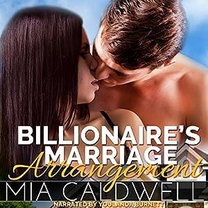 Billionaire's Marriage Arrangement Audiobook