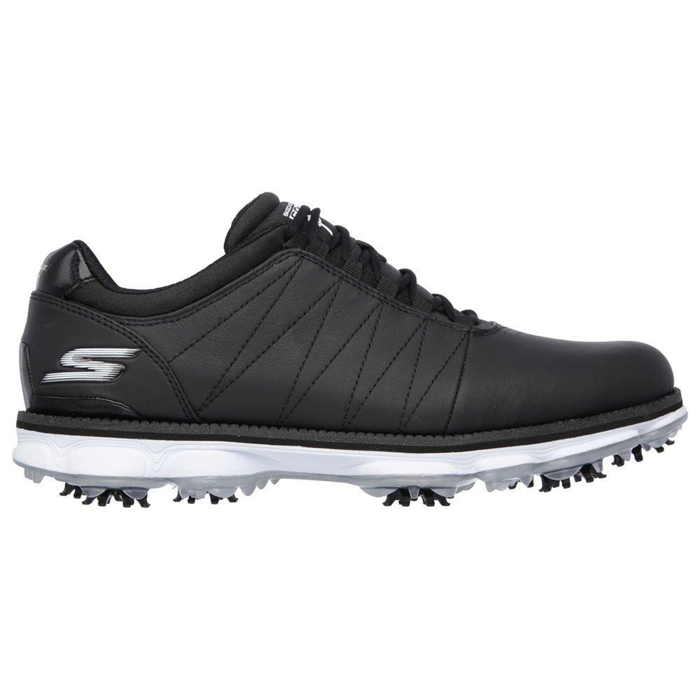 Skechers Performance Men's Go Golf Pro Golf Shoe B0189N90LO 8 D(M) US|Black/White