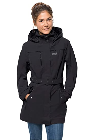 0b64ef57422 Amazon.com: Jack Wolfskin Women's Kimberley Coat: Clothing