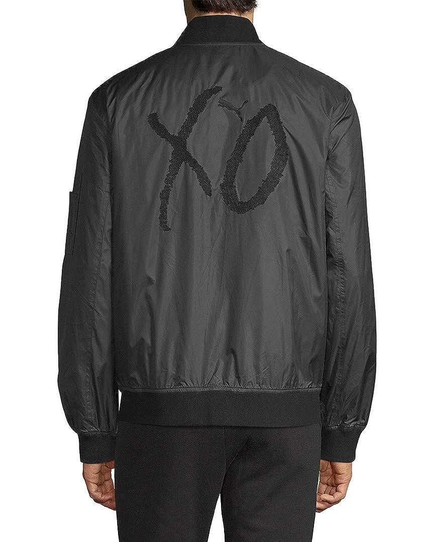 pretty cheap 2020 offer discounts PUMA Mens x XO by The Weeknd Nylon Bomber Jacket at Amazon ...