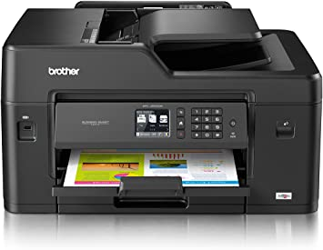 Brother MFCJ6530DWG1 - Impresora Color multifunción, Negro: Amazon ...