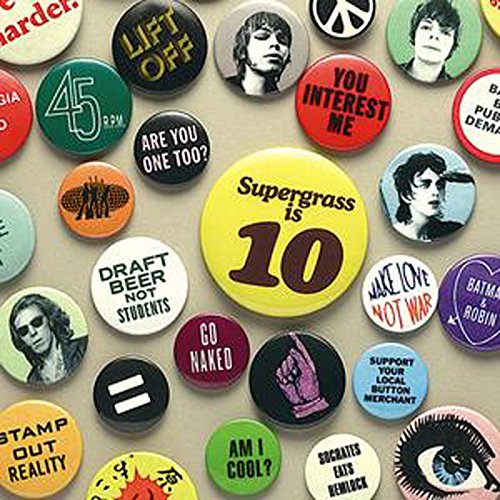 Supergrass Is 10 - The Best Of...