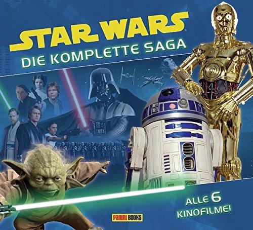 Price comparison product image Star Wars: Die komplette Saga