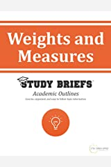 Weights and Measures Kindle Edition