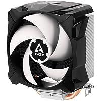 ARCTIC Freezer 7 X - Disipador de CPU, Refrigerador CPU Compacto Multicompatible, Ventilador PWM de 100 mm, Compatible…