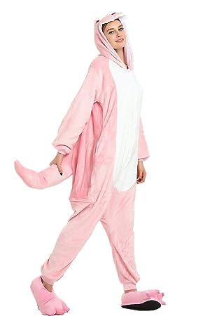 KiKa Monkey Adulto Pijamas Dibujos Animados Anime Cosplay Pyjamas Unisexo Mono Pijama Traje De Navidad Pijamas