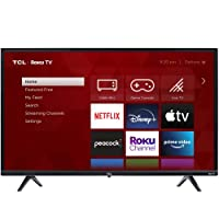 Deals on TCL 32-inch 3-Series 720p Roku Smart TV