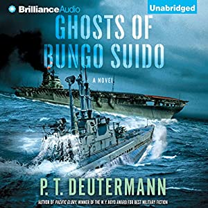 Ghosts of Bungo Suido Audiobook